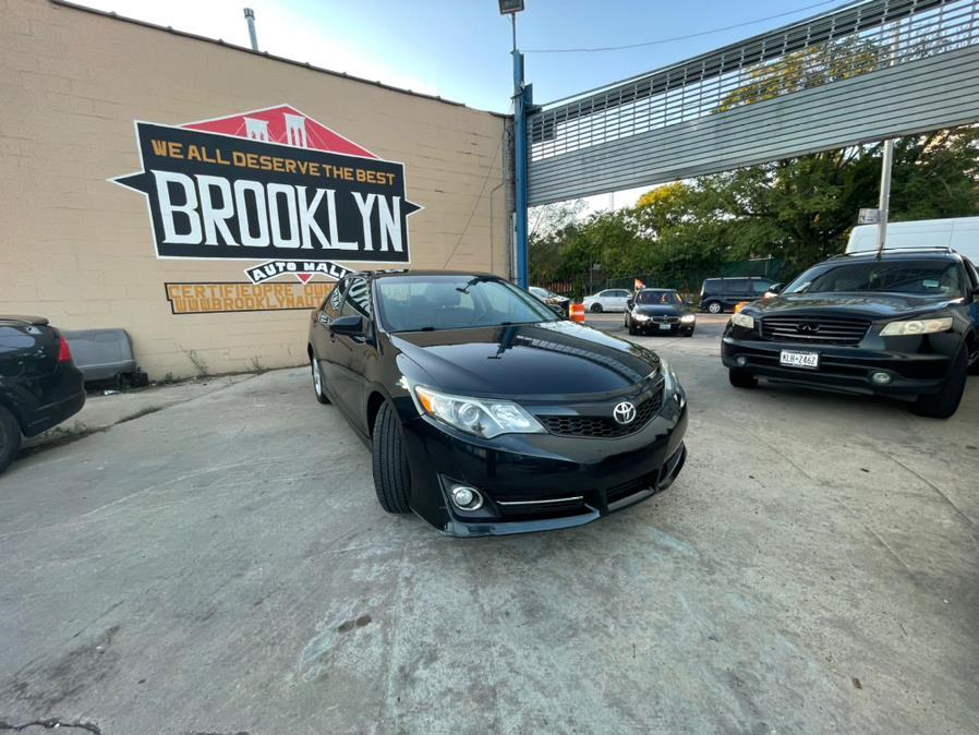 Used 2012 Toyota Camry in Brooklyn, New York | Brooklyn Auto Mall LLC. Brooklyn, New York