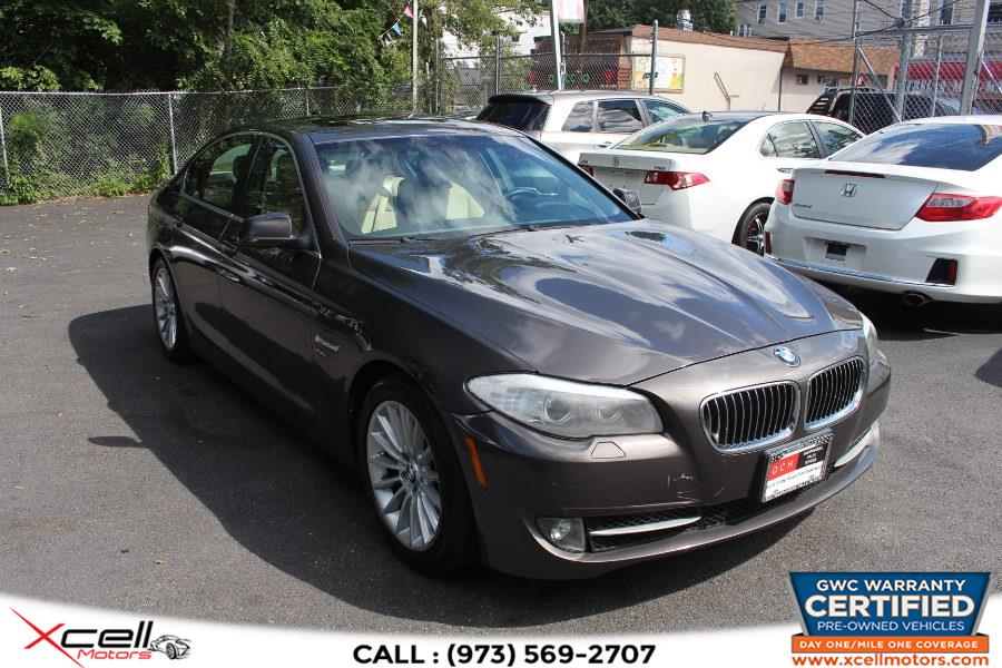 Used BMW 5 Series 535i xDrive 4dr Sdn 535i xDrive AWD 2012 | Xcell Motors LLC. Paterson, New Jersey