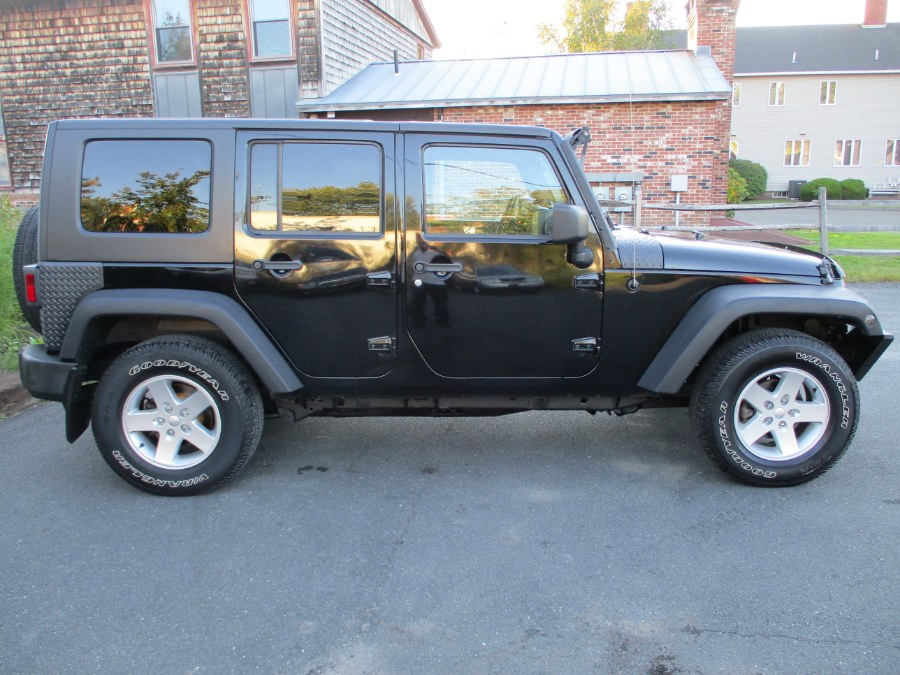 Used Jeep Wrangler 4WD 4dr Unlimited X 2007   Suffield Auto Sales. Suffield, Connecticut
