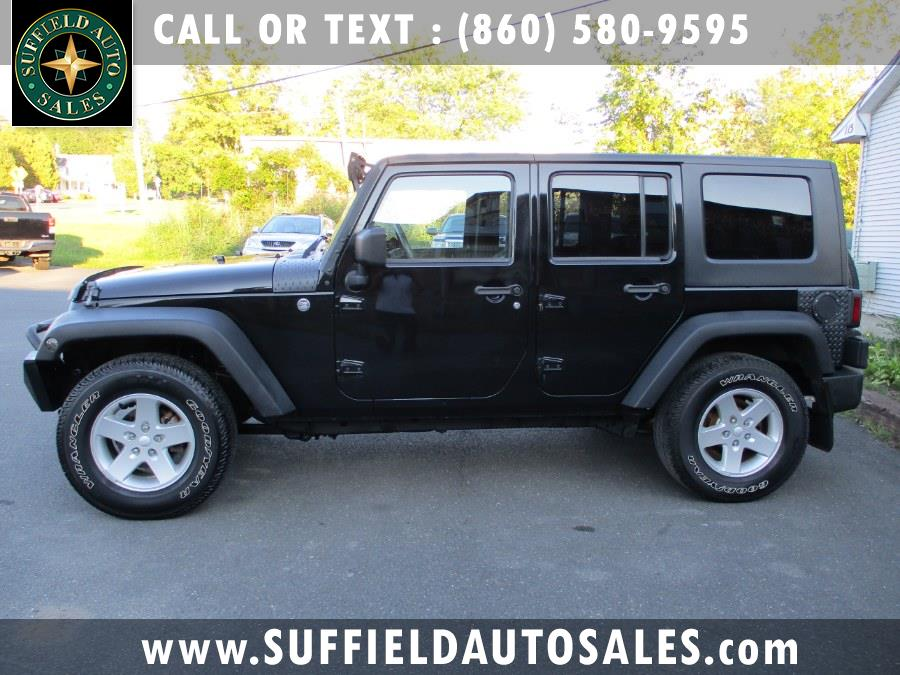 Used 2007 Jeep Wrangler in Suffield, Connecticut | Suffield Auto Sales. Suffield, Connecticut