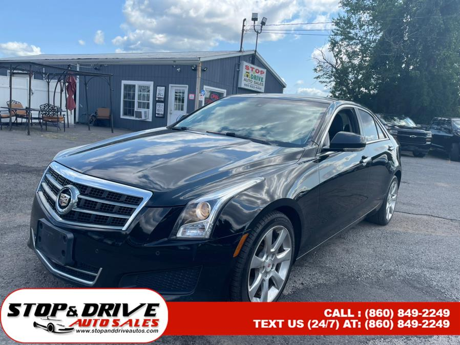 Used 2014 Cadillac ATS in East Windsor, Connecticut | Stop & Drive Auto Sales. East Windsor, Connecticut