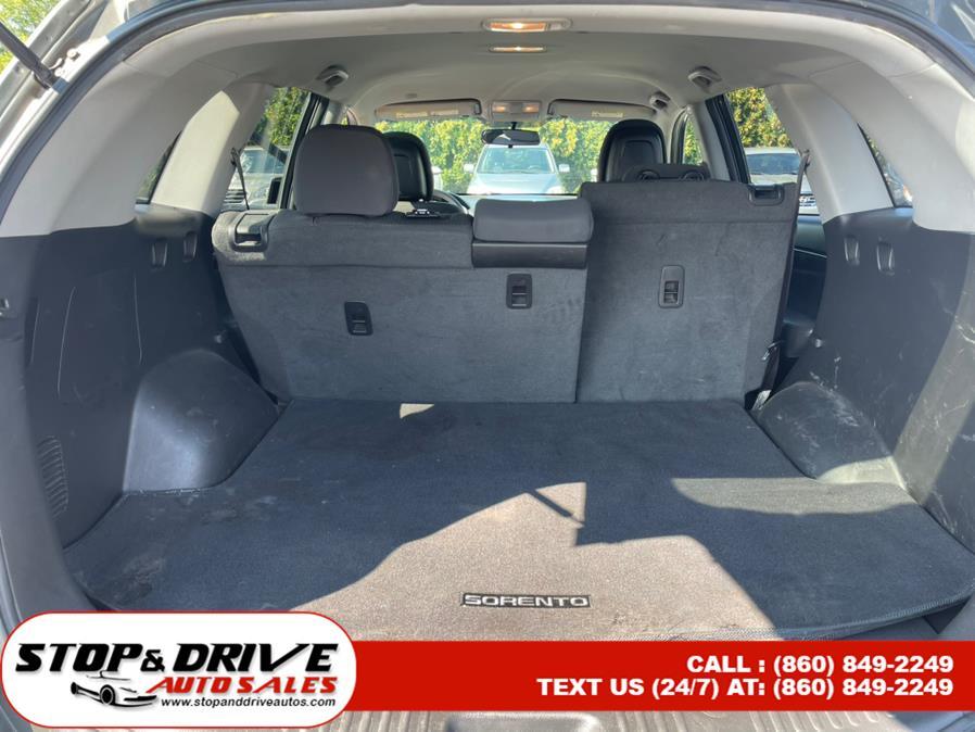 Used Kia Sorento 2WD 4dr I4 LX 2013   Stop & Drive Auto Sales. East Windsor, Connecticut