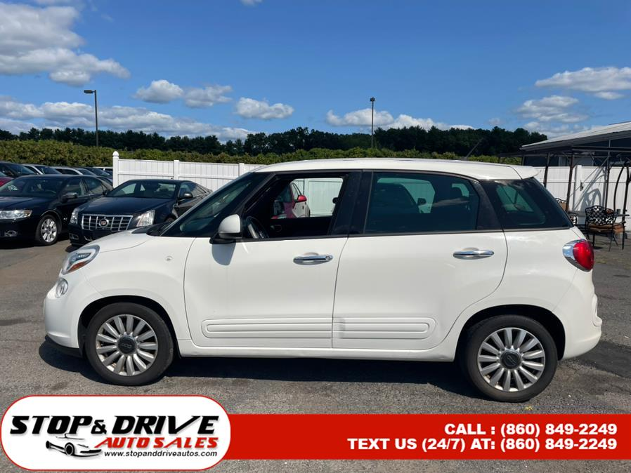 Used FIAT 500L 5dr HB Easy 2014   Stop & Drive Auto Sales. East Windsor, Connecticut