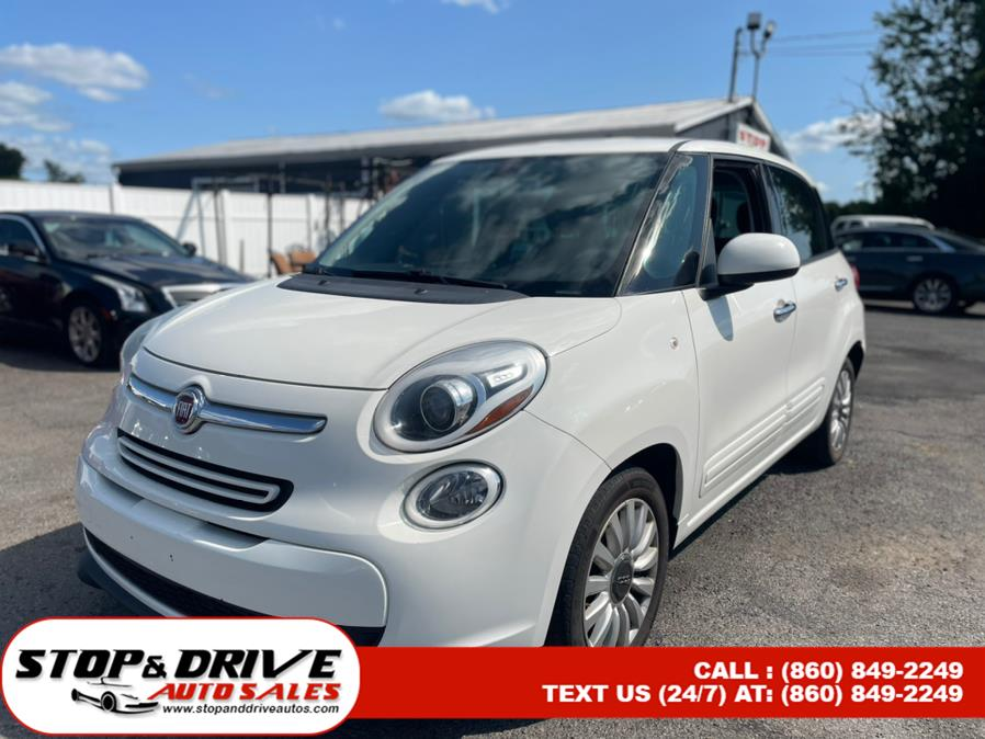 Used 2014 FIAT 500L in East Windsor, Connecticut | Stop & Drive Auto Sales. East Windsor, Connecticut
