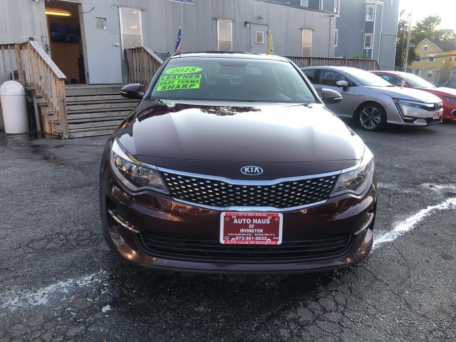 Used Kia Optima EX Auto 2018 | Auto Haus of Irvington Corp. Irvington , New Jersey