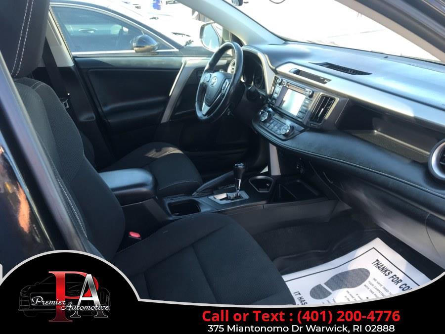 Used Toyota RAV4 XLE AWD (Natl) 2018 | Premier Automotive Sales. Warwick, Rhode Island