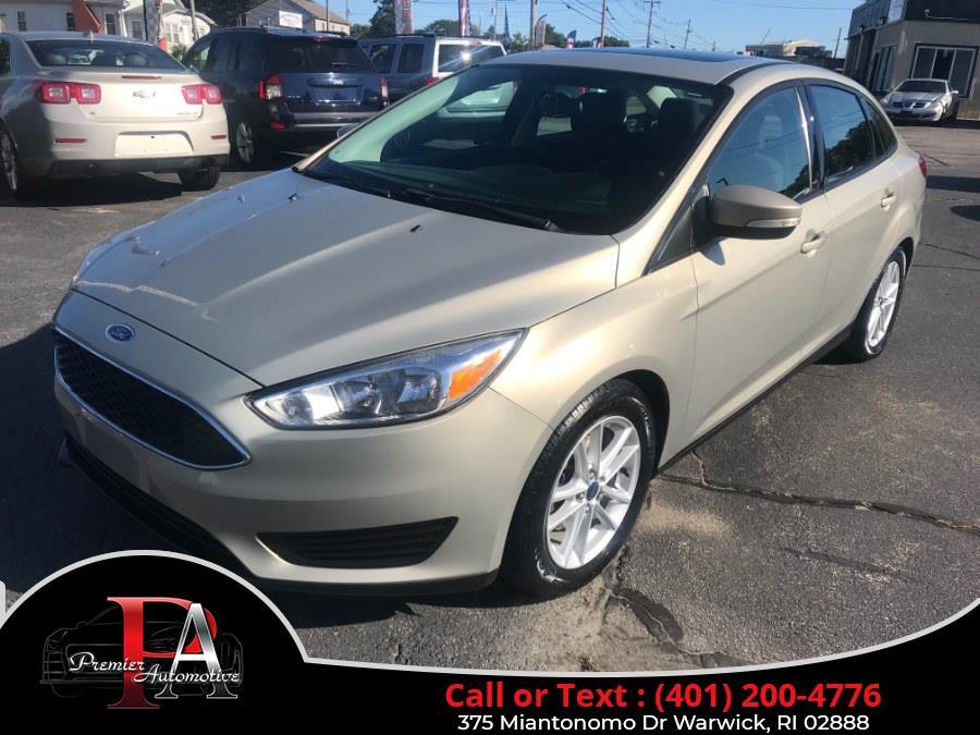 Used 2016 Ford Focus in Warwick, Rhode Island | Premier Automotive Sales. Warwick, Rhode Island