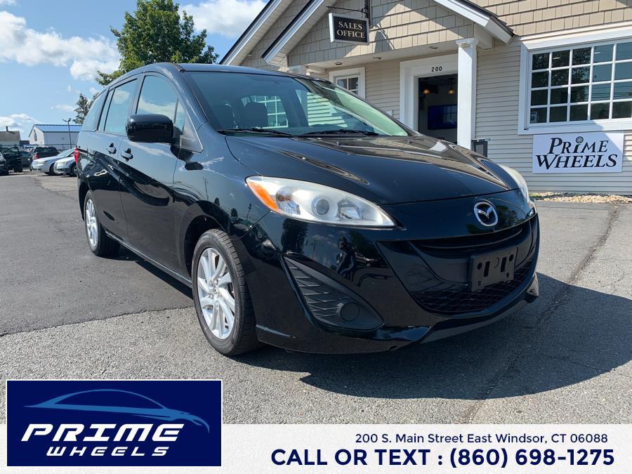 Used 2012 Mazda Mazda5 in East Windsor, Connecticut | Prime Wheels. East Windsor, Connecticut