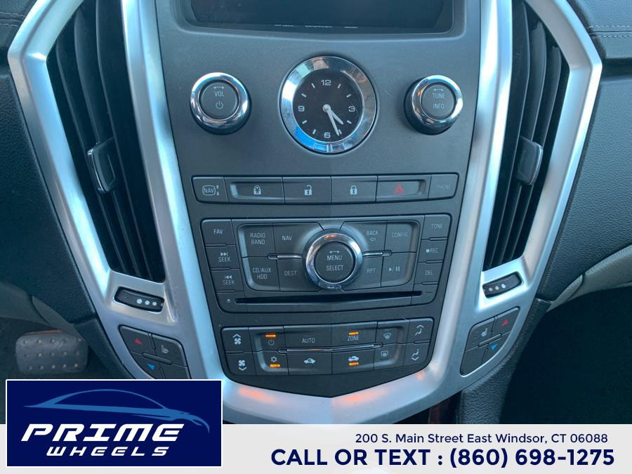 Used Cadillac SRX AWD 4dr Performance Collection 2011   Prime Wheels. East Windsor, Connecticut