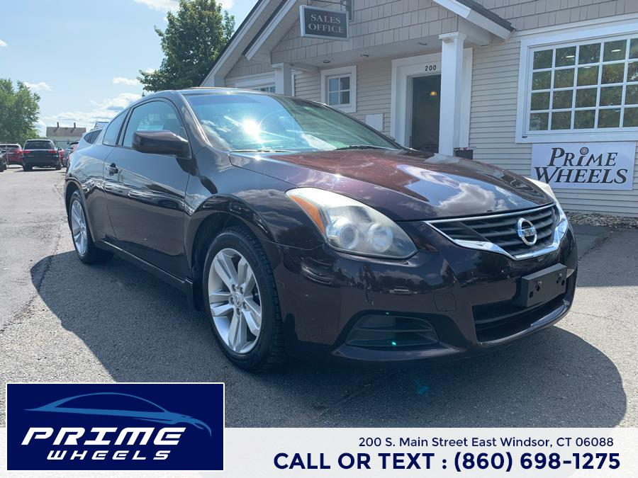 Used 2011 Nissan Altima in East Windsor, Connecticut | Prime Wheels. East Windsor, Connecticut