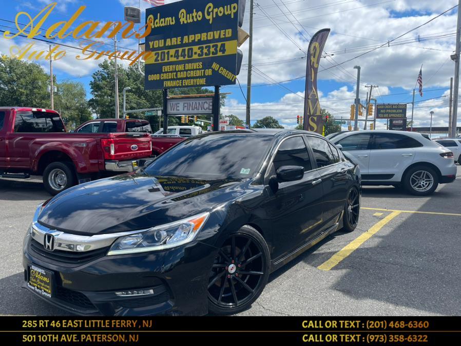 Used Honda Accord Sedan Sport CVT 2017   Adams Auto Group . Little Ferry , New Jersey