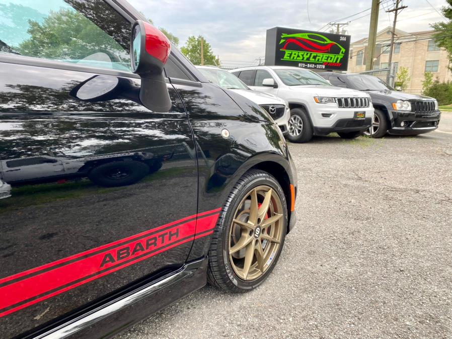 Used FIAT 500 2dr HB Abarth 2015 | Easy Credit of Jersey. South Hackensack, New Jersey