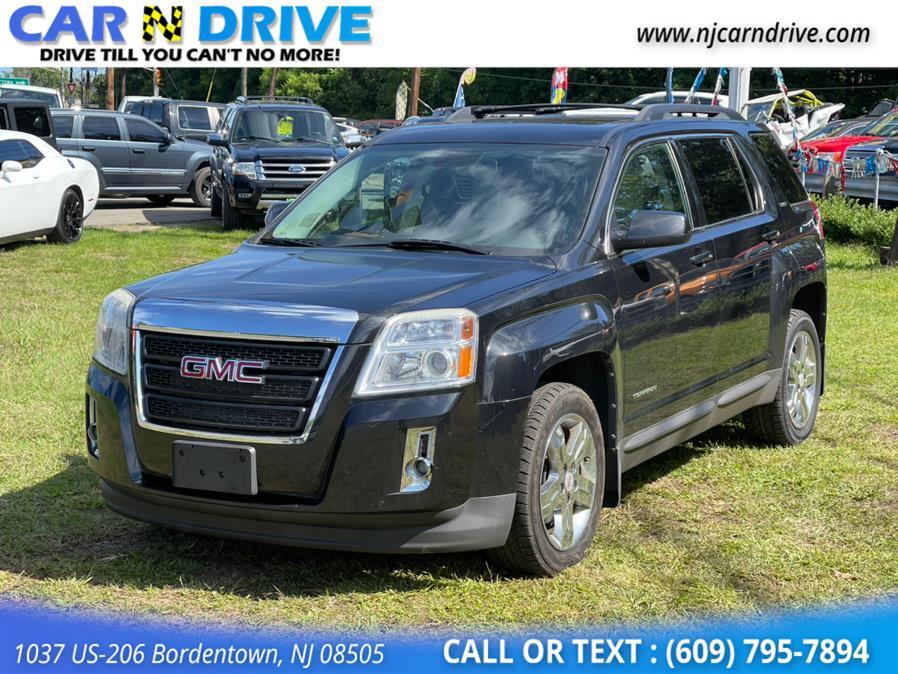 Used GMC Terrain SLT1 FWD 2012 | Car N Drive. Bordentown, New Jersey