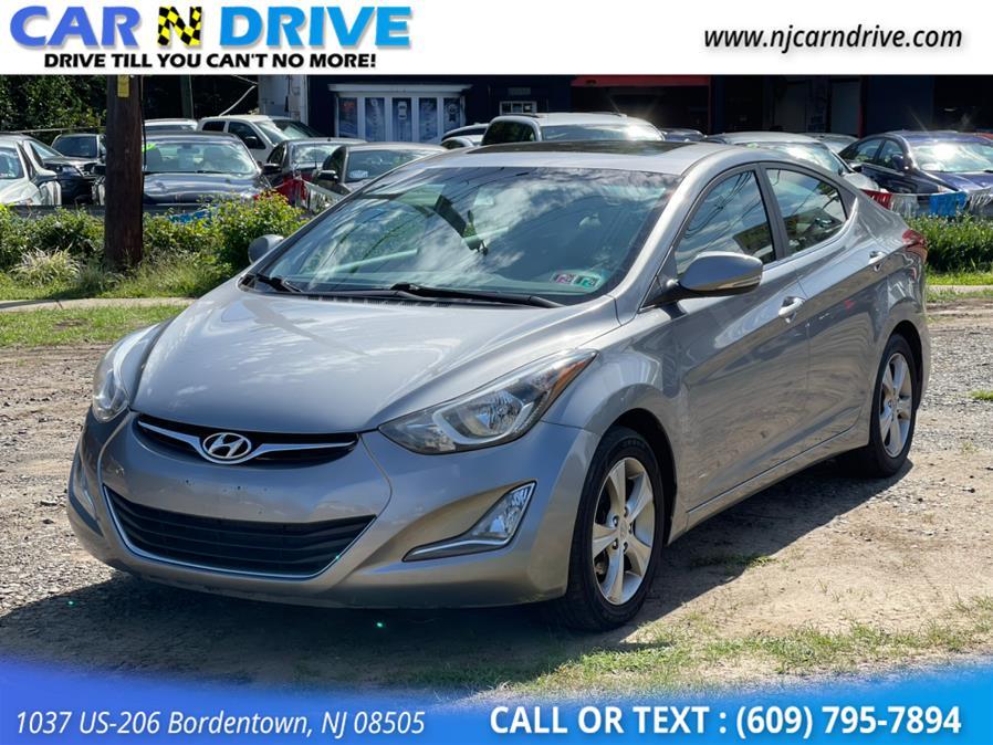 Used Hyundai Elantra SE 6MT 2016 | Car N Drive. Bordentown, New Jersey