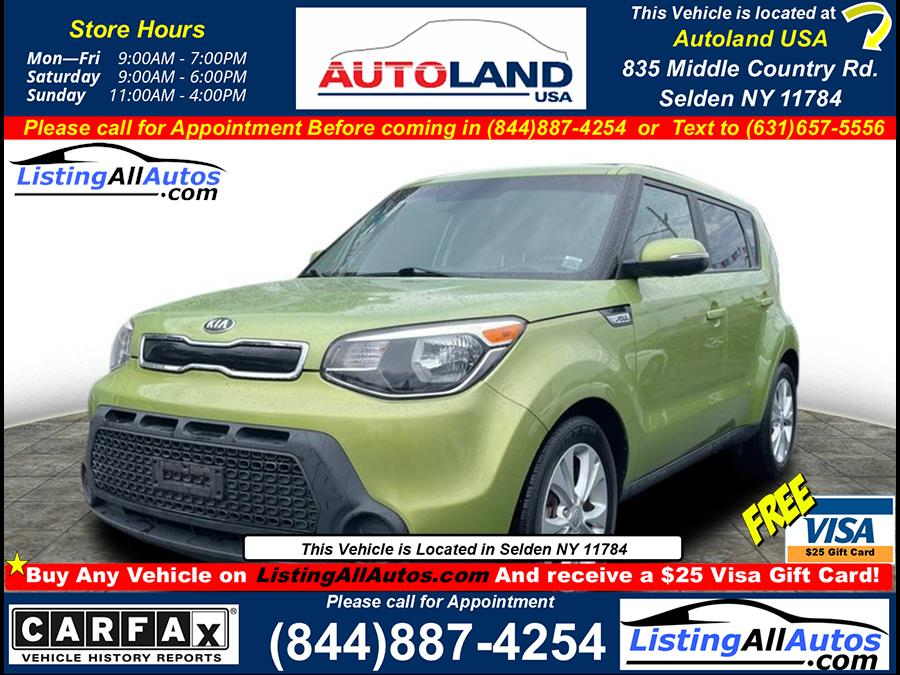 Used 2014 Kia Soul in Patchogue, New York | www.ListingAllAutos.com. Patchogue, New York