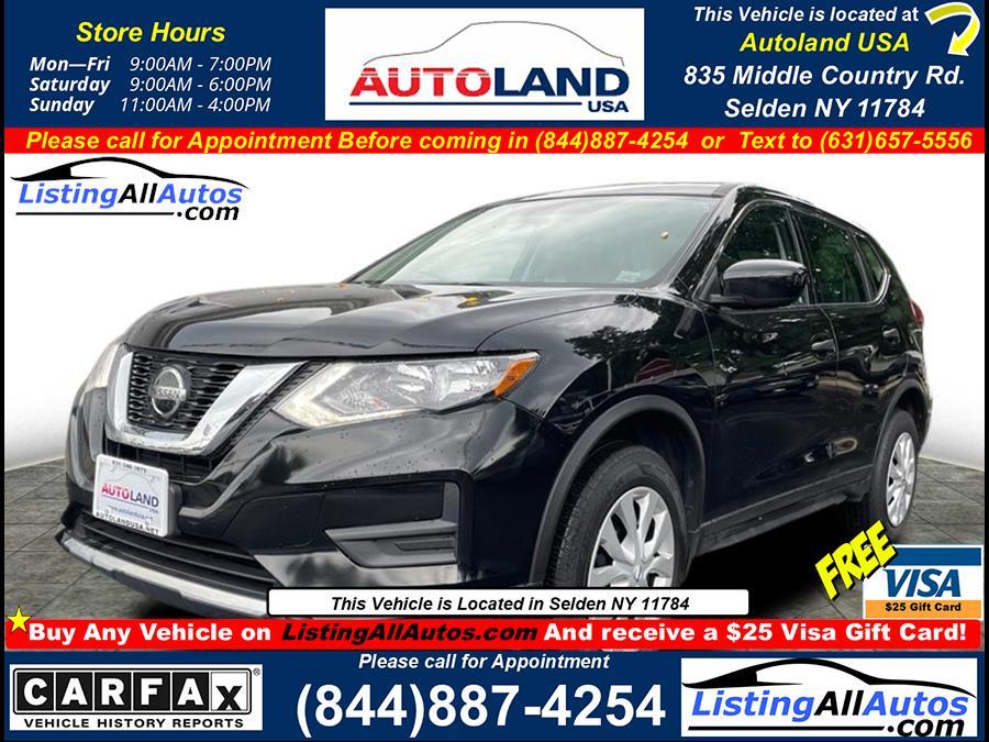 Used Nissan Rogue  2018 | www.ListingAllAutos.com. Patchogue, New York