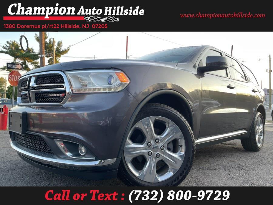 Used 2015 Dodge Durango in Hillside, New Jersey | Champion Auto Hillside. Hillside, New Jersey