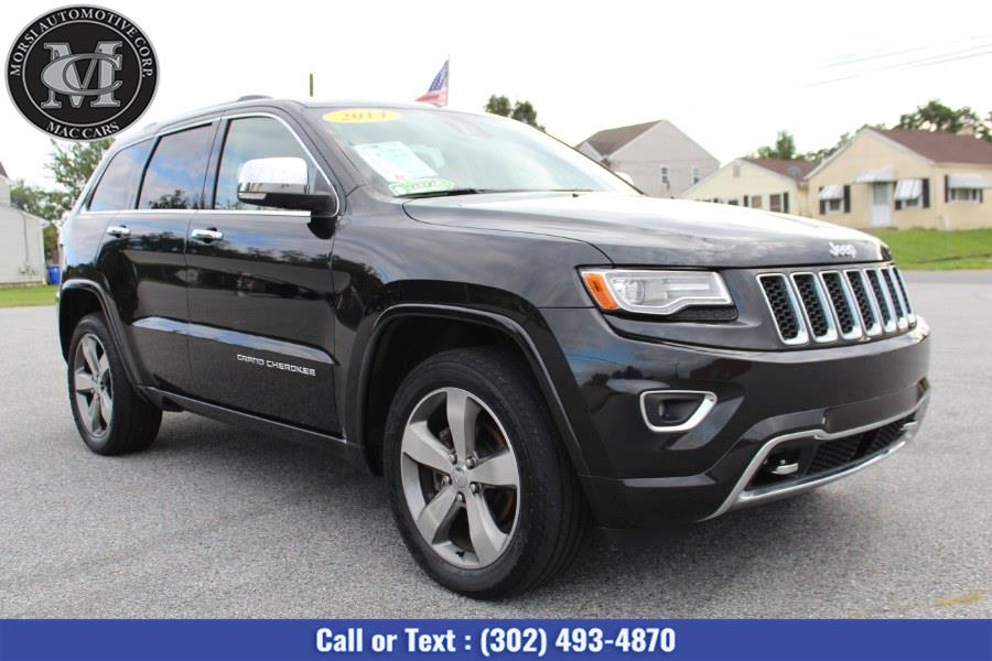 Used Jeep Grand Cherokee 4WD 4dr Overland 2014   Morsi Automotive Corp. New Castle, Delaware