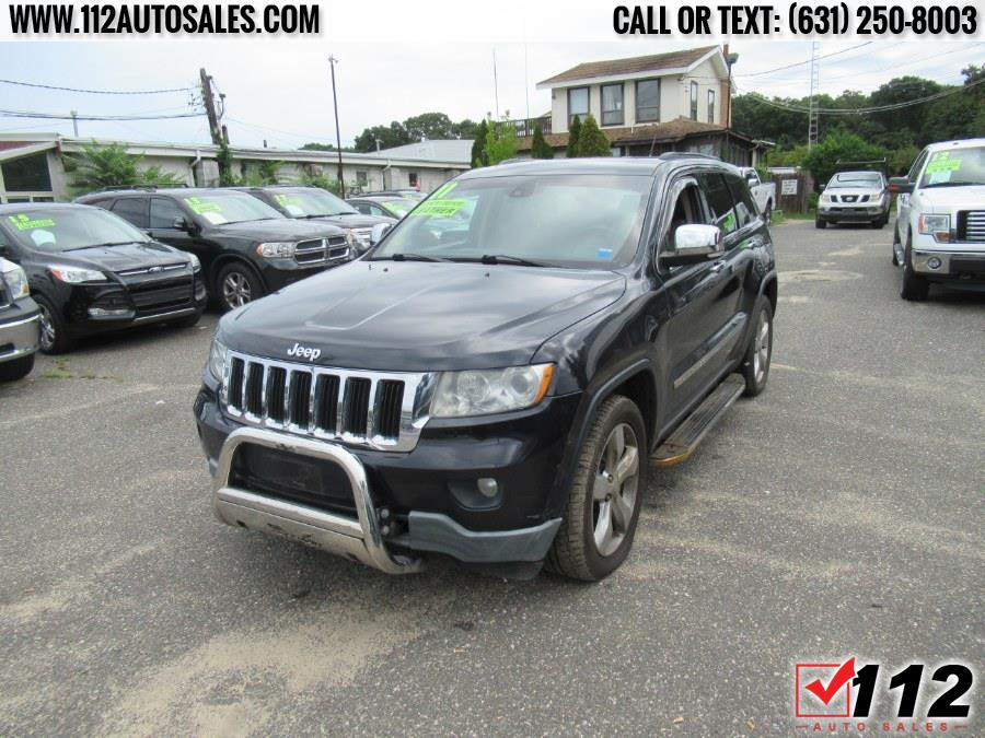 Used Jeep Grand Cherokee 4WD 4dr Limited 2011   112 Auto Sales. Patchogue, New York