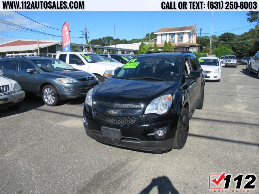 Used Chevrolet Equinox FWD 4dr LT w/1LT 2013 | 112 Auto Sales. Patchogue, New York
