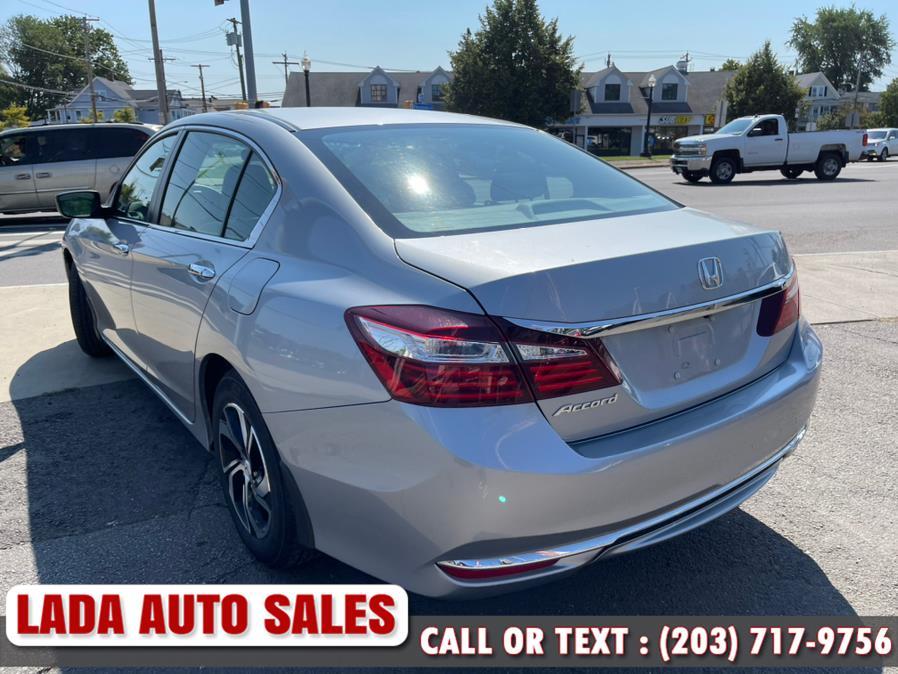 Used Honda Accord Sedan LX CVT 2017 | Lada Auto Sales. Bridgeport, Connecticut
