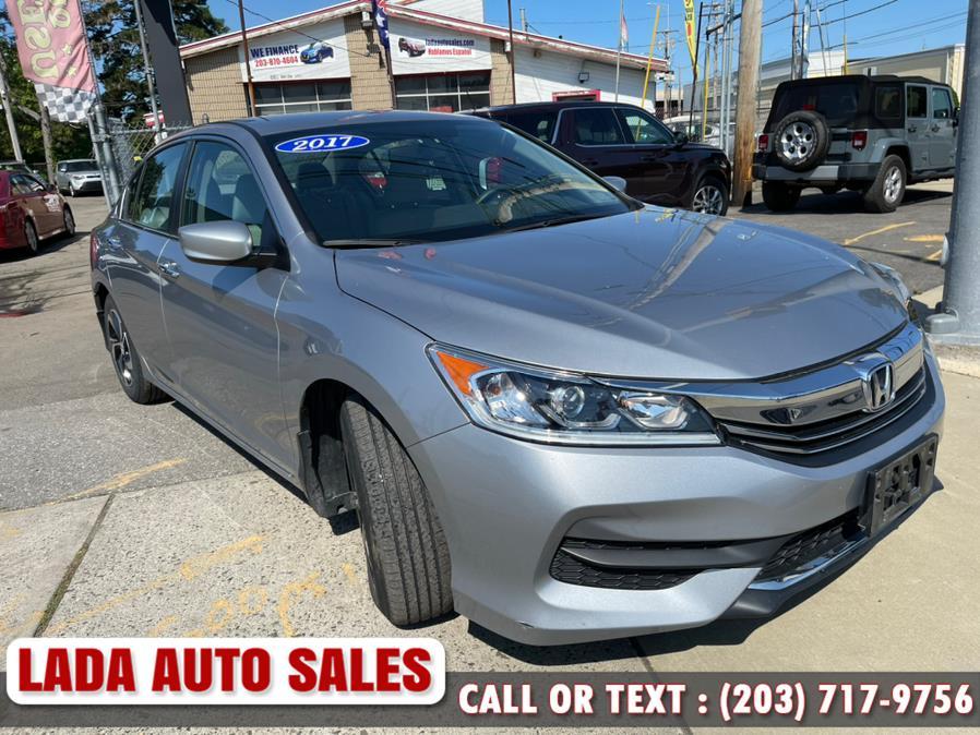 Used 2017 Honda Accord Sedan in Bridgeport, Connecticut | Lada Auto Sales. Bridgeport, Connecticut