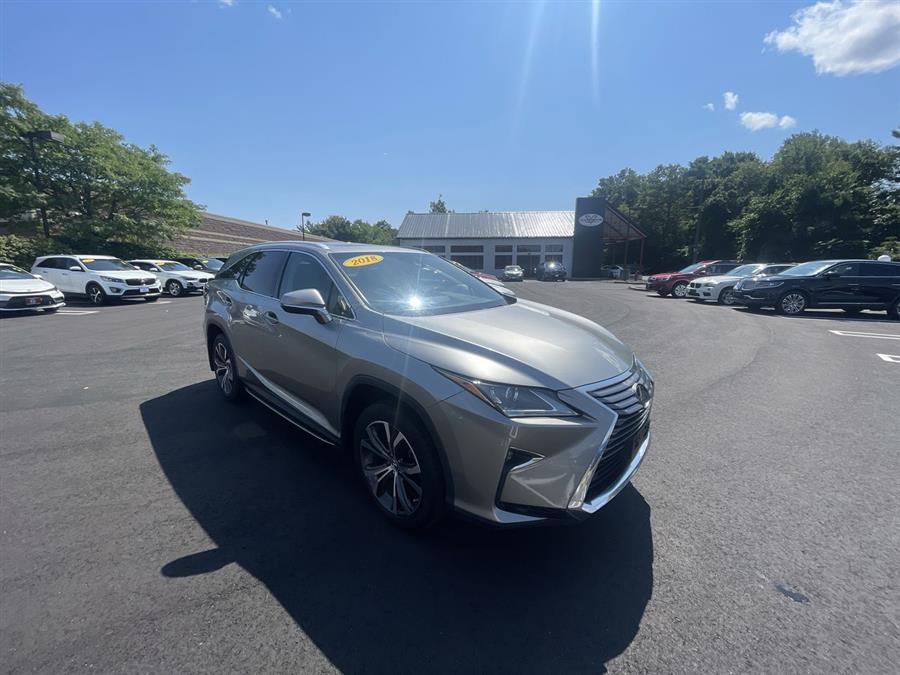 Used 2018 Lexus RX in Milford, Connecticut    Wiz Sports and Imports. Milford, Connecticut