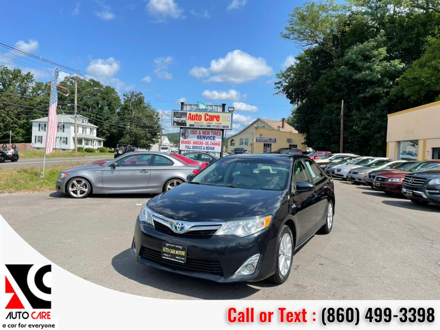 Used Toyota Camry Hybrid 4dr Sdn XLE 2012 | Auto Care Motors. Vernon , Connecticut