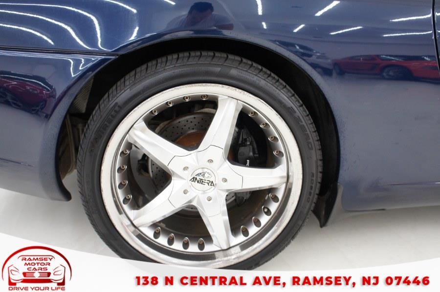 Used Porsche 911 Carrera 2dr Carrera Cabriolet 6-Spd Manual 1999 | Ramsey Motor Cars Inc. Ramsey, New Jersey