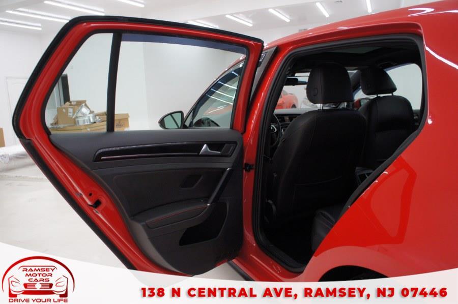 Used Volkswagen Golf GTI 4dr HB DSG S 2015 | Ramsey Motor Cars Inc. Ramsey, New Jersey