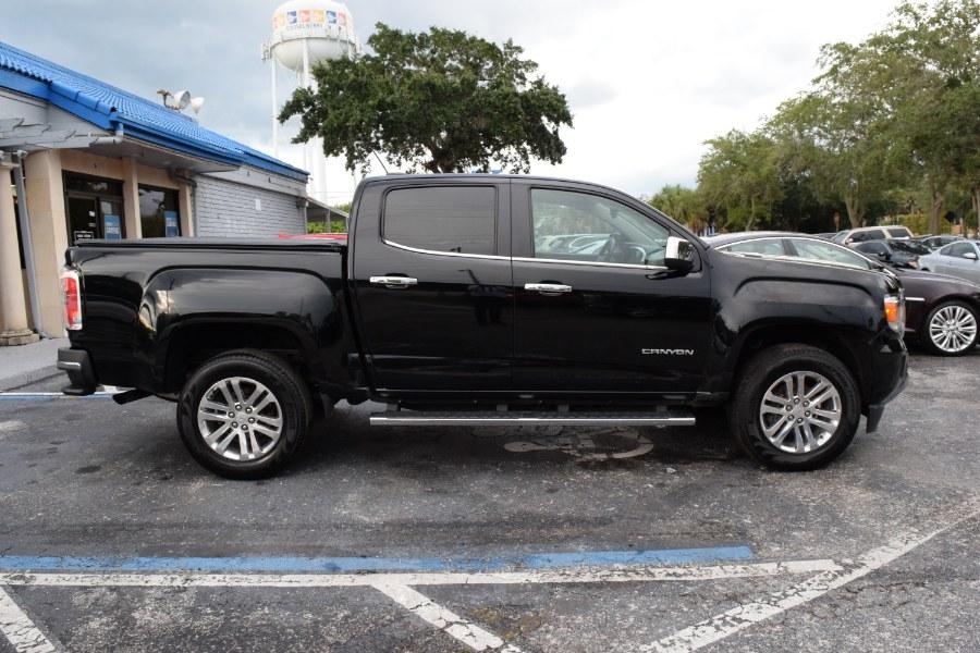 "Used GMC Canyon 2WD Crew Cab 128.3"" SLT 2015 | Rahib Motors. Winter Park, Florida"