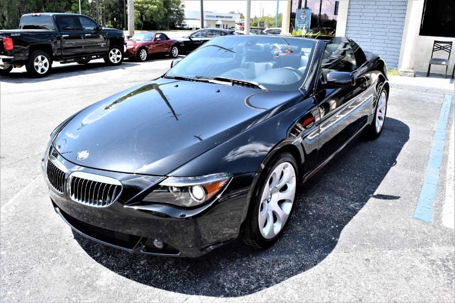 2007 BMW 6 Series 2dr Conv 650i, available for sale in Winter Park, FL