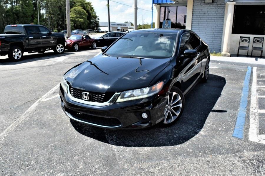 Used 2015 Honda Accord Coupe in Winter Park, Florida | Rahib Motors. Winter Park, Florida