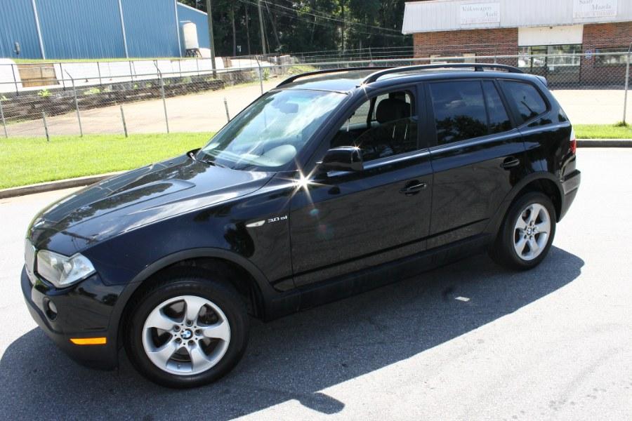 Used BMW X3 AWD 4dr 3.0si 2008   HHH Auto Sales LLC. Marietta, Georgia