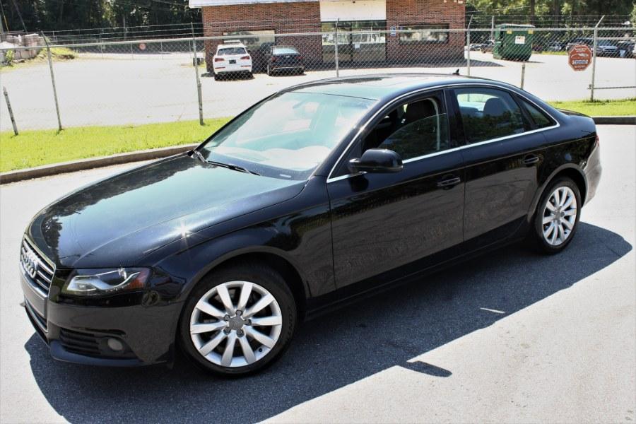 Used Audi A4 4dr Sdn CVT FrontTrak 2.0T Premium 2012 | HHH Auto Sales LLC. Marietta, Georgia