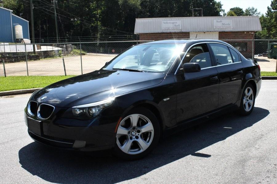 Used BMW 5 Series 4dr Sdn 535i RWD 2008   HHH Auto Sales LLC. Marietta, Georgia