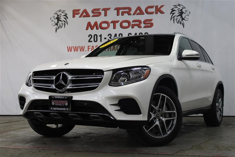 Used Mercedes-benz Glc 300 2017 | Fast Track Motors. Paterson, New Jersey