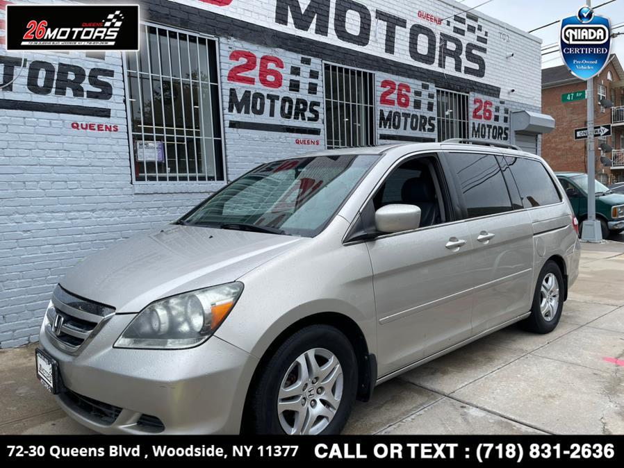 Used Honda Odyssey 5dr EX-L w/RES 2007 | 26 Motors Queens. Woodside, New York