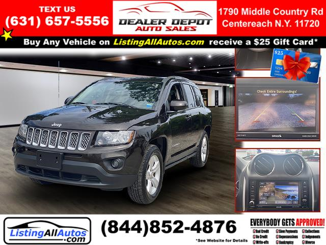 Used 2014 Jeep Compass in Patchogue, New York | www.ListingAllAutos.com. Patchogue, New York