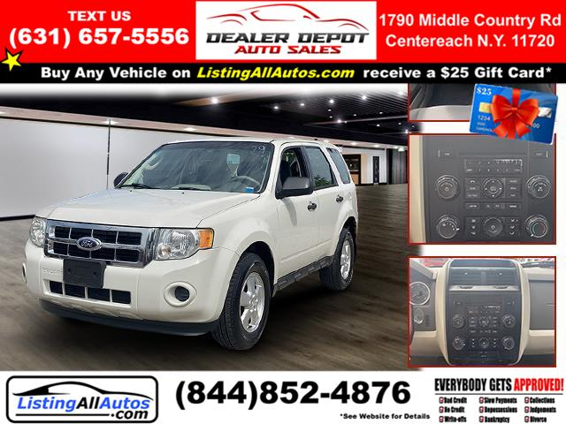Used Ford Escape FWD 4dr XLS 2012 | www.ListingAllAutos.com. Patchogue, New York