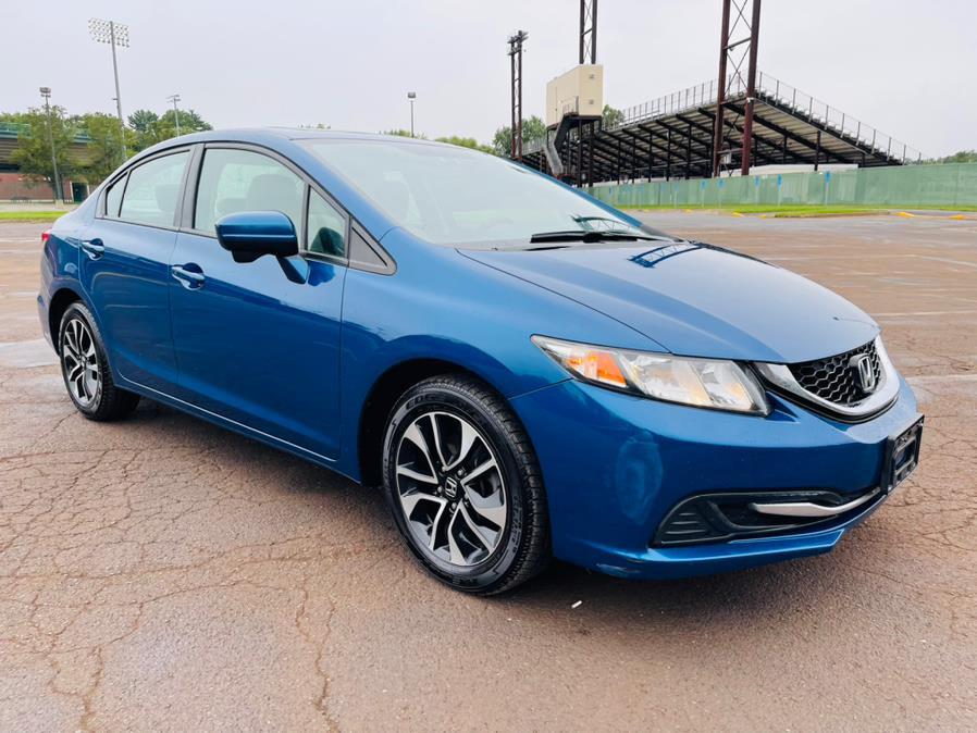 Used Honda Civic Sedan 4dr CVT EX 2014   Supreme Automotive. New Britain, Connecticut