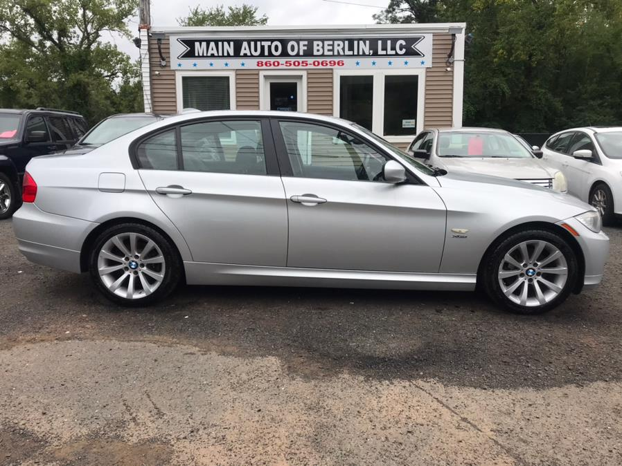 Used BMW 3 Series 4dr Sdn 328i xDrive AWD SULEV South Africa 2011 | Main Auto of Berlin. Berlin, Connecticut