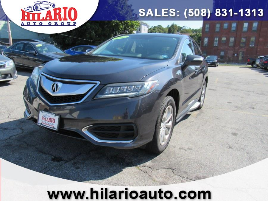 Used Acura RDX Tech Pkg 2016 | Hilario's Auto Sales Inc.. Worcester, Massachusetts