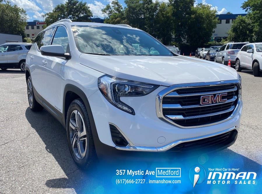 Used GMC Terrain FWD 4dr SLT 2020 | Inman Motors Sales. Medford, Massachusetts