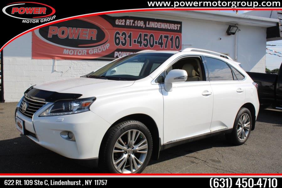 Used Lexus RX 350 AWD 4dr 2013   Power Motor Group. Lindenhurst, New York