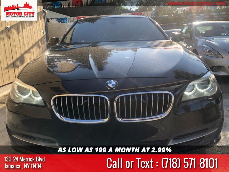 Used BMW 5 Series 4dr Sdn 528i 2014 | Motor City. Jamaica, New York