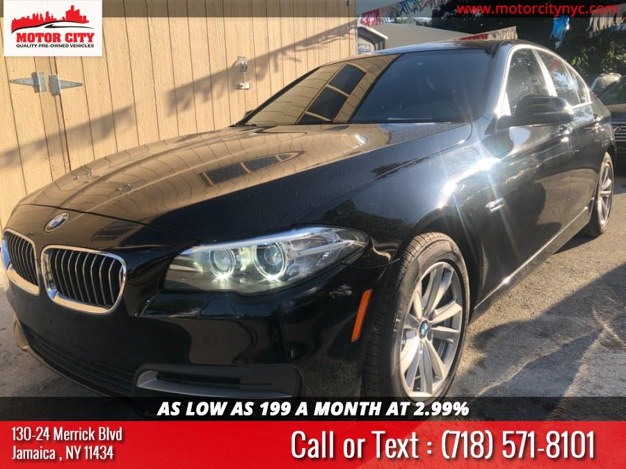 Used BMW 5 Series 4dr Sdn 528i 2014   Motor City. Jamaica, New York