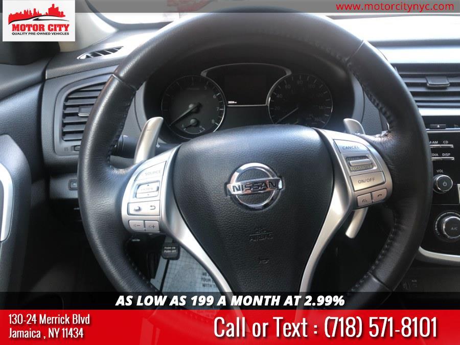 Used Nissan Altima 2.5 SR Sedan 2018   Motor City. Jamaica, New York