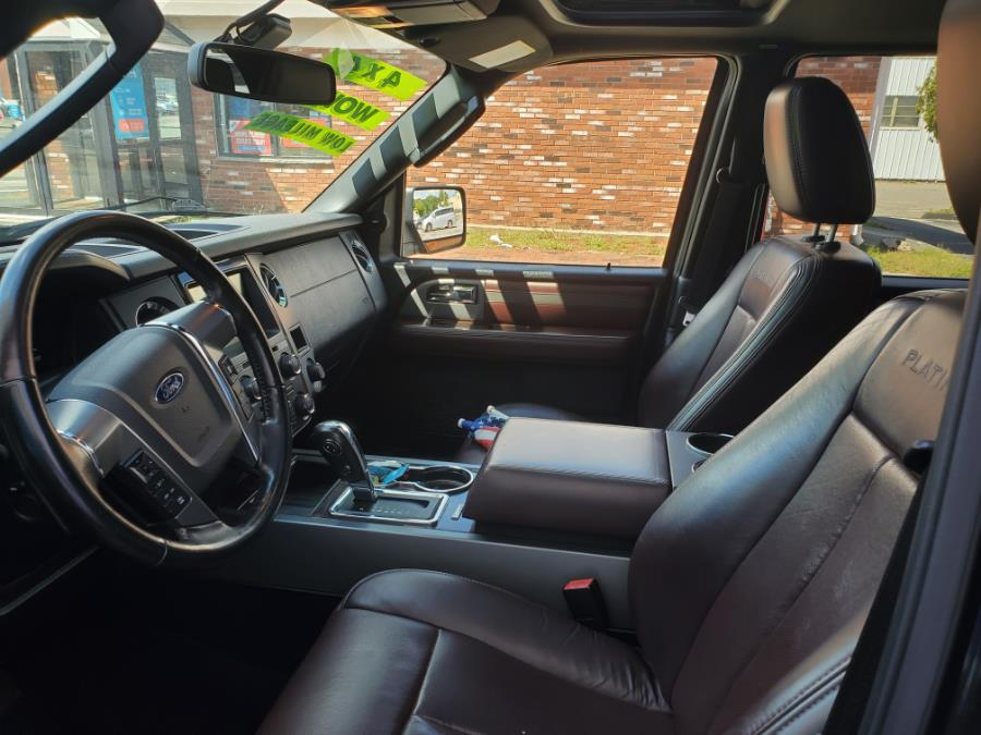 Used Ford Expedition EL 4WD 4dr Platinum 2015   Capital Lease and Finance. Brockton, Massachusetts