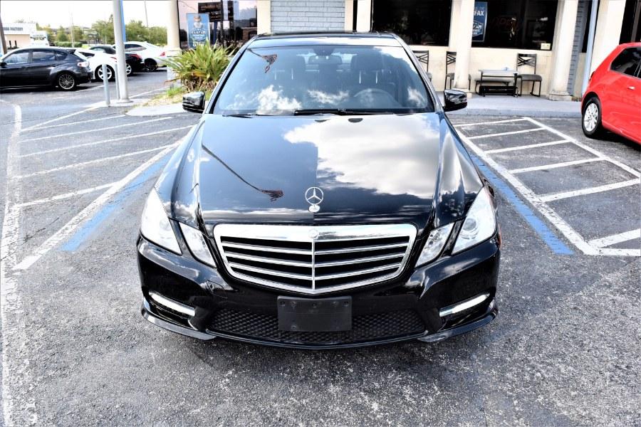 Used Mercedes-Benz E-Class 4dr Sdn E350 Luxury 4MATIC 2012   Rahib Motors. Winter Park, Florida